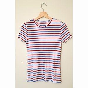 Nordstrom 1901 Basic Striped Tshirt